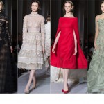 Paris Fashion Week Haute Couture: Valentino primavara/vara 2013