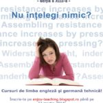 Speak deutsch? Cursuri de germana @ TEACHING IASI