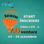Înscrieri Gala Team ADventure